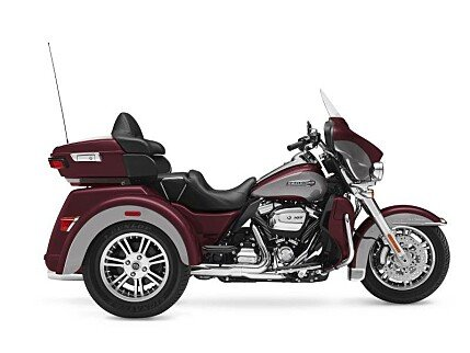 2018 Harley-Davidson Trike Tri Glide Ultra for sale 200626945