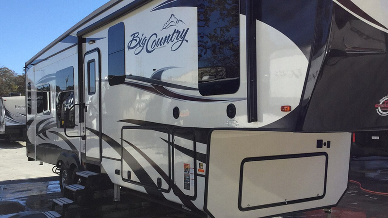 2018 Heartland Big Country for sale 300150727