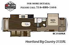 2018 Heartland Big Country for sale 300149669