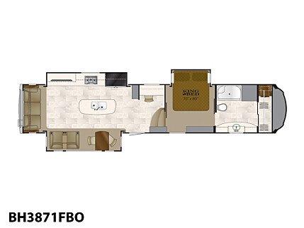 2018 Heartland Bighorn for sale 300157603