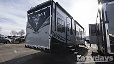 2018 Heartland Cyclone for sale 300150346
