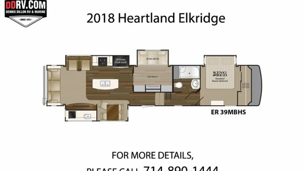 2018 Heartland Elkridge for sale 300157298