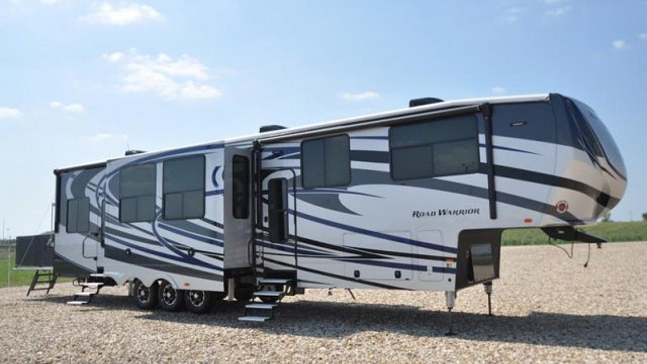2018 Heartland Road Warrior for sale 300134452