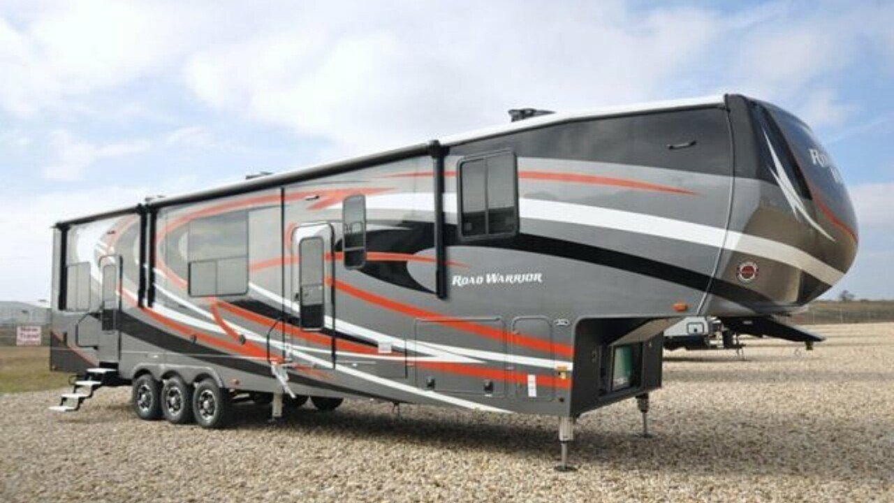 2018 Heartland Road Warrior for sale 300142539