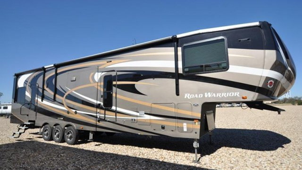 2018 Heartland Road Warrior for sale 300142559