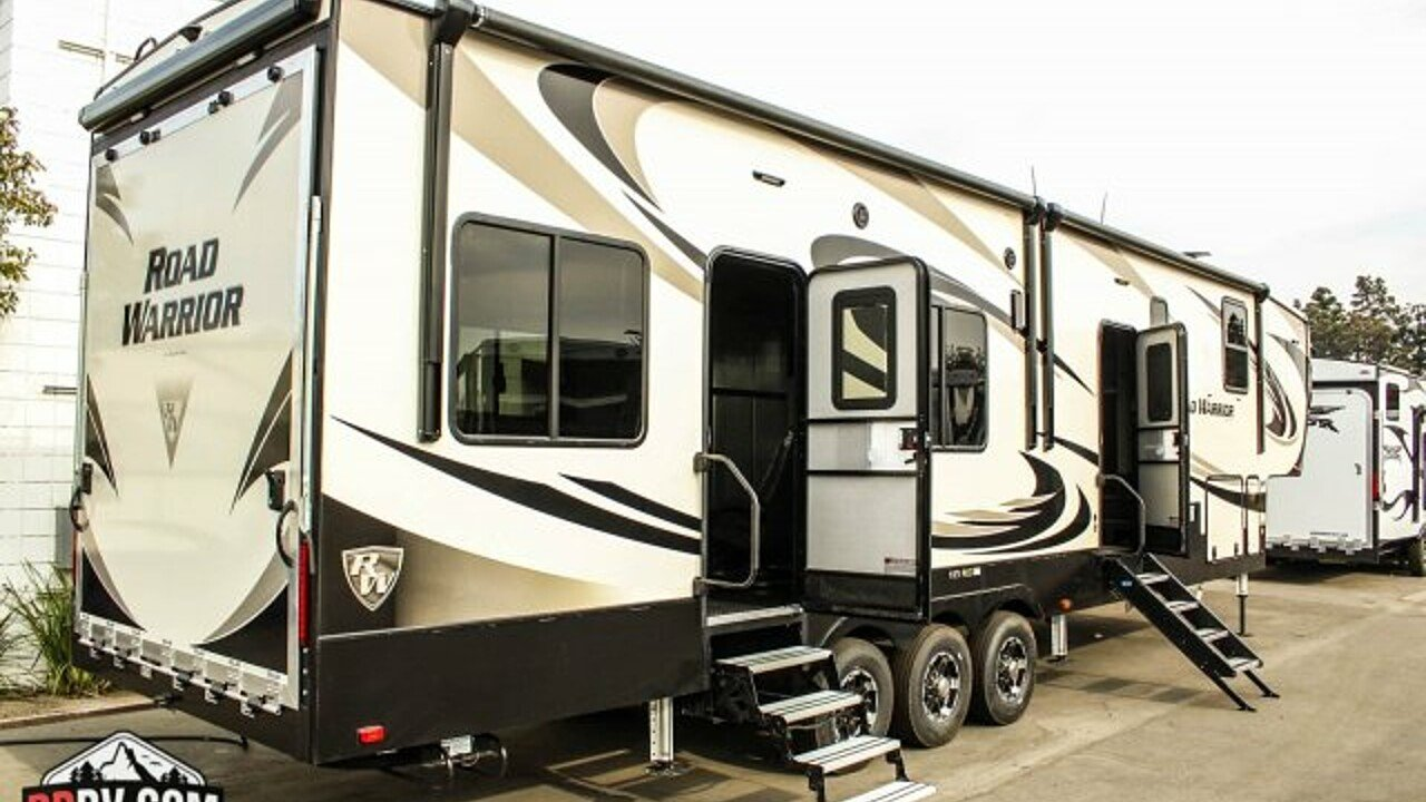 2018 Heartland Road Warrior for sale 300149820