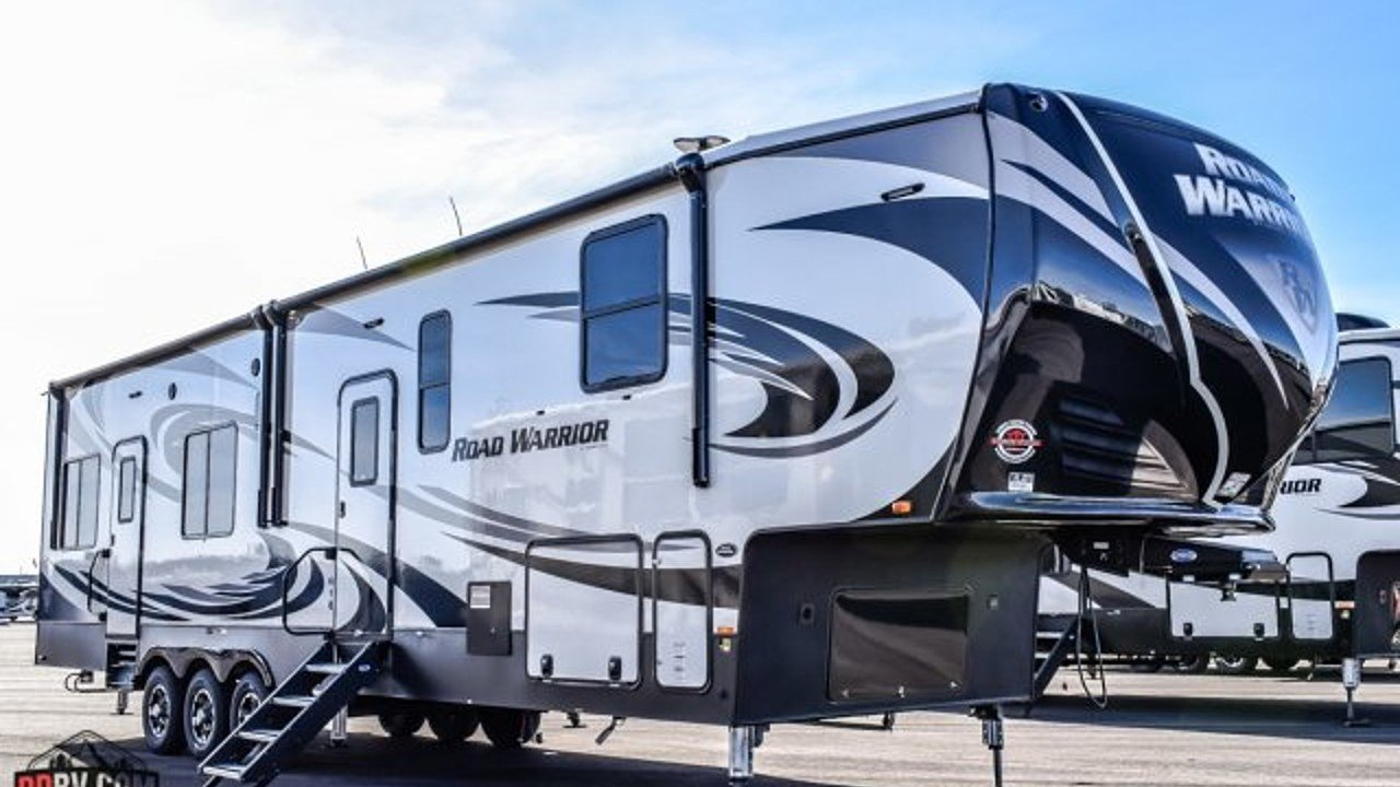 2018 Heartland Road Warrior for sale 300150336
