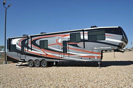 2018 Heartland Road Warrior for sale 300142566