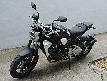 2018 Honda CB1000R for sale 200621918