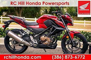 2018 Honda CB300F ABS for sale 200532472