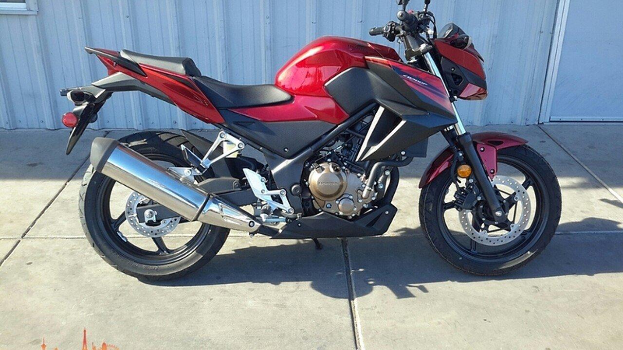 2018 Honda CB300F for sale 200533577