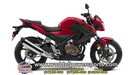 2018 Honda CB300F for sale 200637032