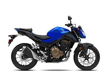2018 Honda CB500F for sale 200529247