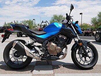 2018 Honda CB500F for sale 200590843