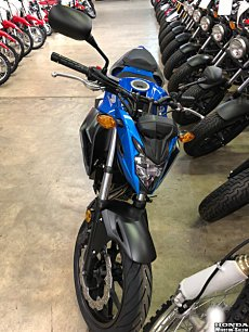 2018 Honda CB500F for sale 200529119