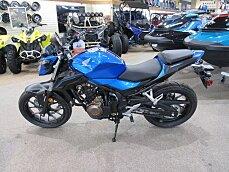 2018 Honda CB500F for sale 200531024
