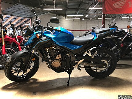 2018 Honda CB500F for sale 200616546