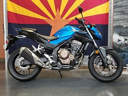 2018 Honda CB500F for sale 200621931