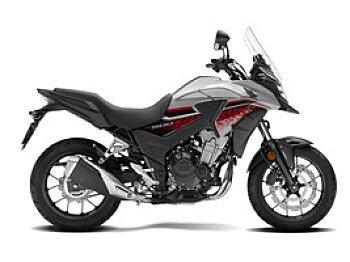 2018 Honda CB500X for sale 200528404