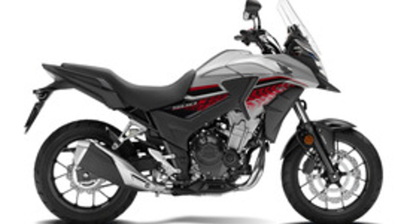 2018 Honda CB500X ABS for sale 200546757