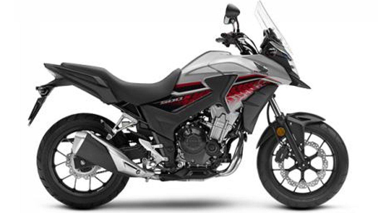 2018 Honda CB500X for sale 200550329