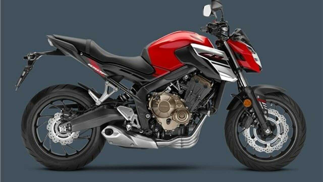 2018 Honda CB650F for sale 200497642