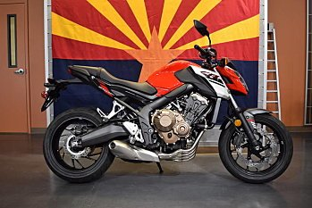 2018 Honda CB650F for sale 200657251