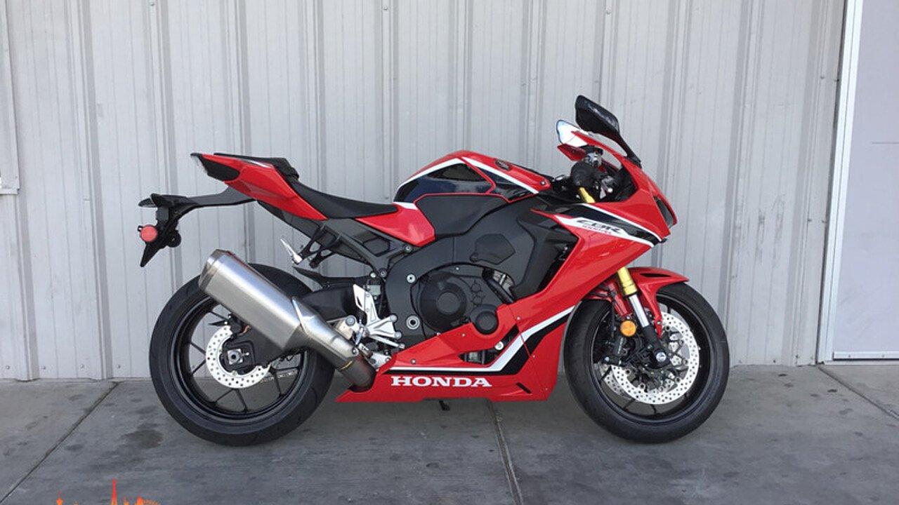 2018 Honda CBR1000RR for sale 200579242