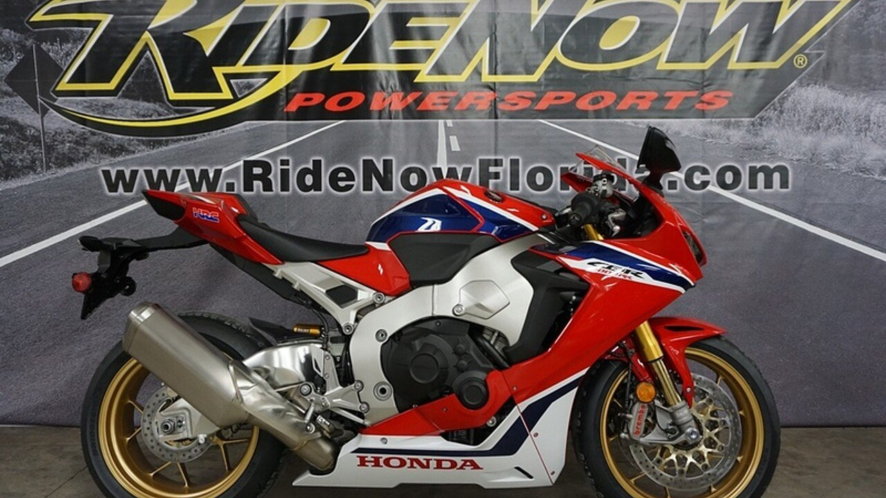 2018 Honda CBR1000RR SP for sale 200582959