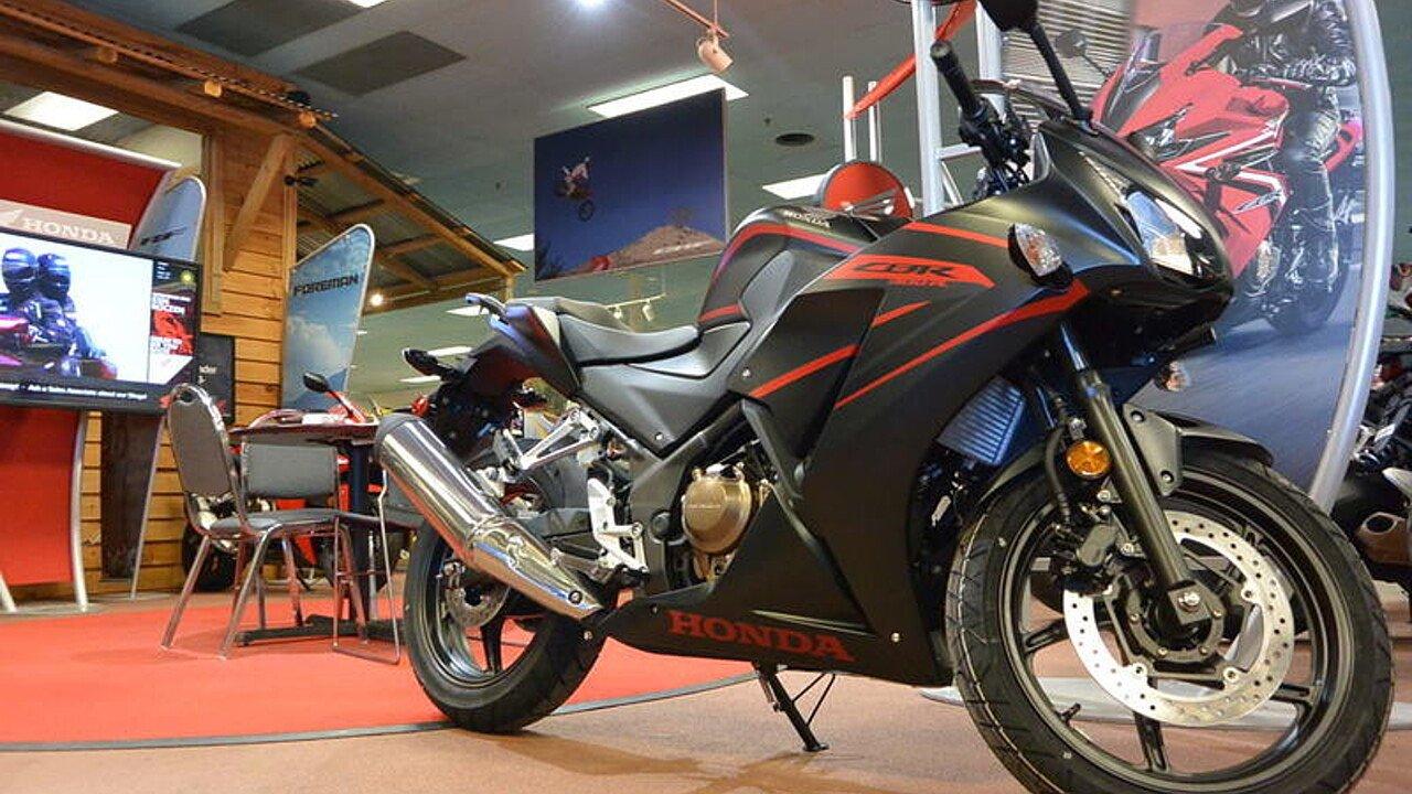 2018 Honda CBR300R for sale 200560656