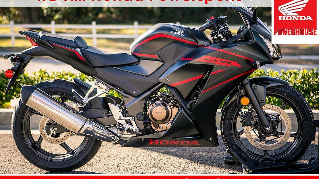 2018 Honda CBR300R for sale 200592908