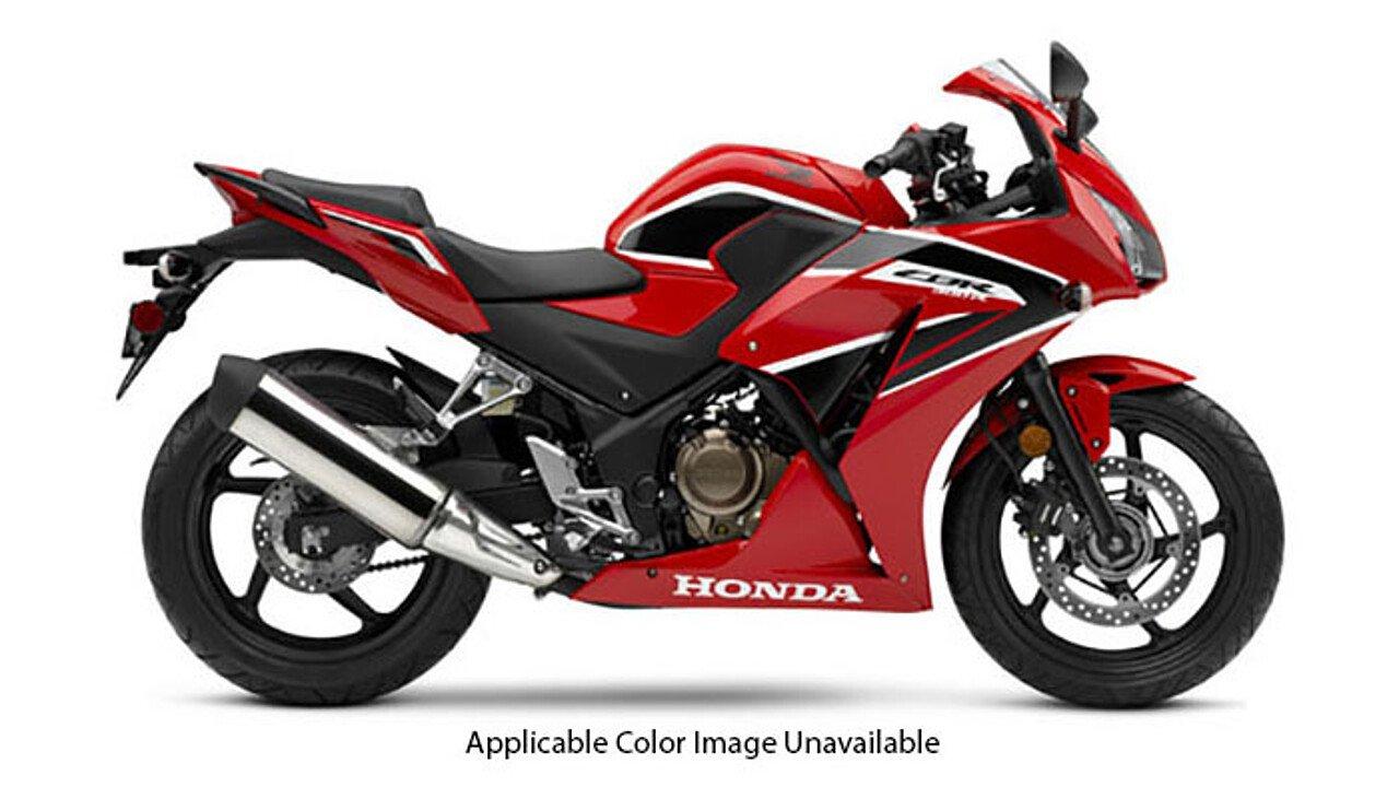 2018 Honda CBR300R for sale 200643343