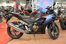 2018 Honda CBR300R for sale 200560656