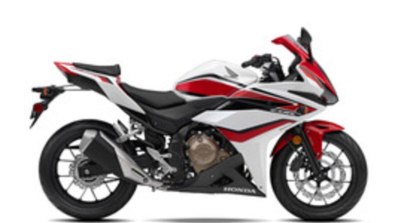 2018 Honda CBR500R for sale 200525512