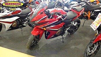 2018 Honda CBR500R for sale 200645946