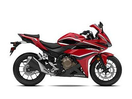 2018 Honda CBR500R ABS for sale 200543556