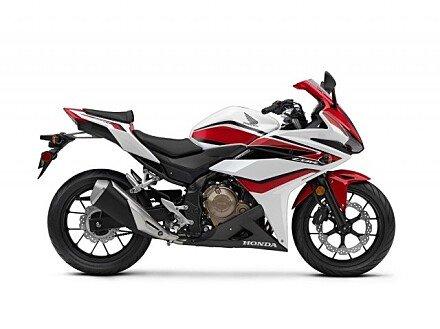 2018 Honda CBR500R for sale 200586032