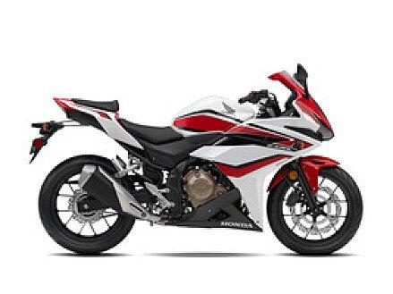 2018 Honda CBR500R for sale 200591460