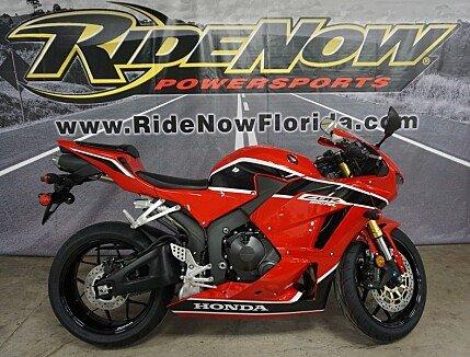2018 Honda CBR600RR for sale 200570135