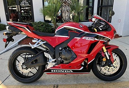 2018 Honda CBR600RR for sale 200609584