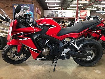 2018 Honda CBR650F for sale 200501826