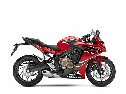 2018 Honda CBR650F for sale 200492026