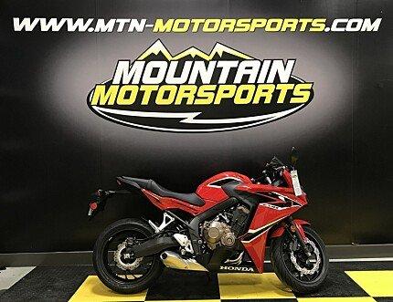 2018 Honda CBR650F for sale 200542456