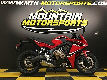 2018 Honda CBR650F for sale 200543082