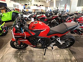2018 Honda CBR650F for sale 200614247