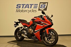 2018 Honda CBR650F for sale 200651756