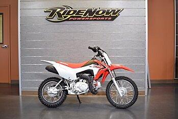 2018 Honda CRF110F for sale 200495641