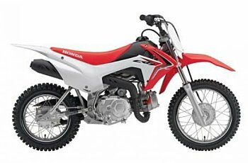 2018 Honda CRF110F for sale 200508356