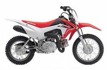 2018 Honda CRF110F for sale 200508617
