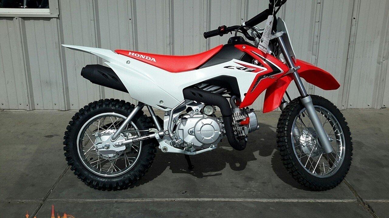 2018 Honda CRF110F for sale 200548724